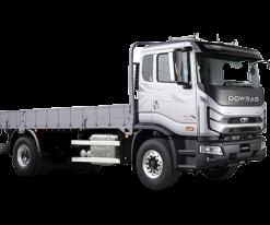 Xe tải Daewoo HC6AA thùng lửng 9 tấn 1.165.000.000 VNĐ