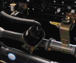 Hệ thống phanh ABS kết hợp phanh khí xả