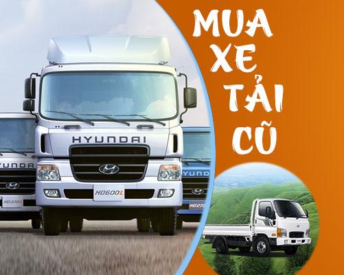 Feature dịch vụ thu mua xe tải cũ giá cao
