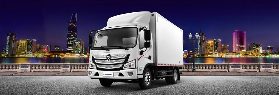 Xe tải Ollin M4 thế hệ mới