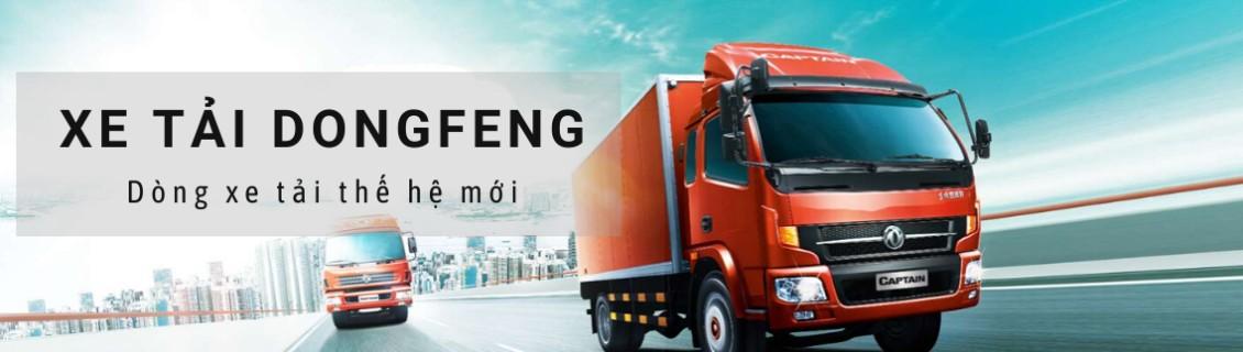 banner xe tải DongFeng