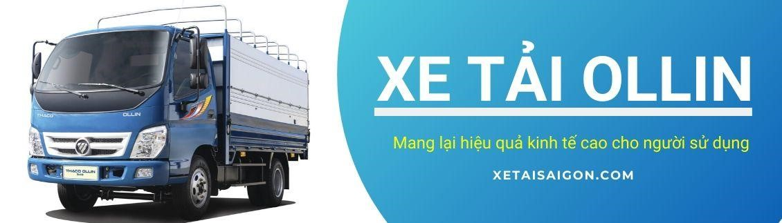 xe-tải OLLIN, dòng xe mang lại hiệu quả kinh tế cao