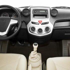 Hệ thống trang thiết bị trên xe