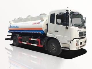 Xe tải Dongfeng L310 gắn cẩu HKTC 10 tấn 5 đoạn