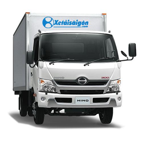 Xe tải Hino 300 Dutro Nhập Khẩu