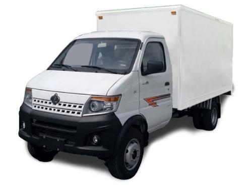 Xe tải Dongben DB30 thùng kín 990kg