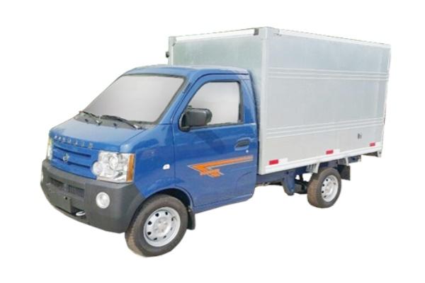 Xe tải Dongben DB1021 thùng kín 790kg