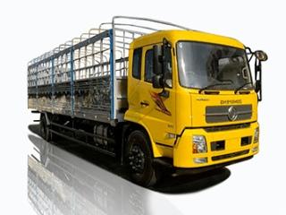Xe tải Dongfeng B180 thùng kín 7.5 tấn