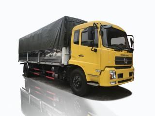 Xe tải Dongfeng B180 thùng mui bạt 8 tấn