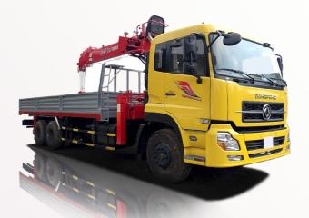 Xe tải Dongfeng L310 gắn cẩu ATOM 7 tấn 6 đoạn