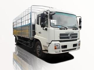 Xe tải Dongfeng B180 chở xe máy 6.4 tấn