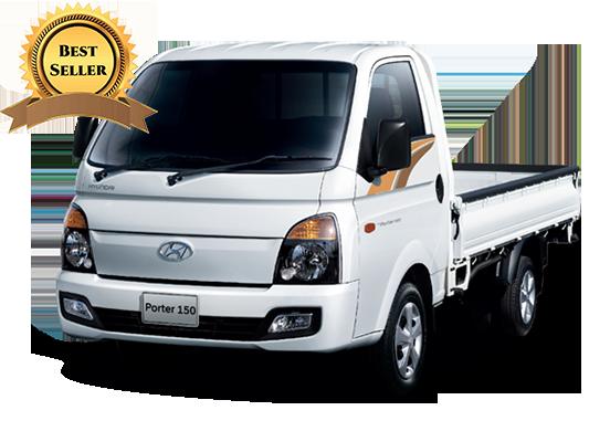 Giá xe tải Hyundai 1 tấn - 1T5