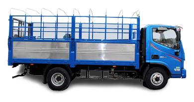 Xe tải M4 350 mui bạt 1.95/3.49 tấn