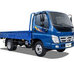 Xe tải OLLIN 345 thùng lửng 2.4/3.49 tấn