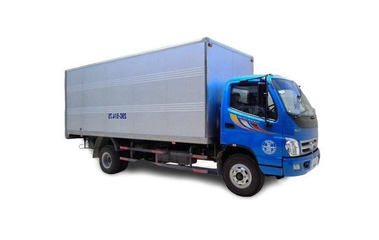 Xe tải OLLIN 345 thùng kín 2.3/3.49 tấn
