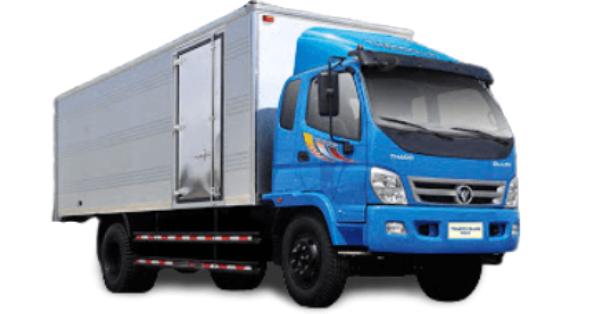 Xe tải OLLIN 700 thùng kín 7 tấn