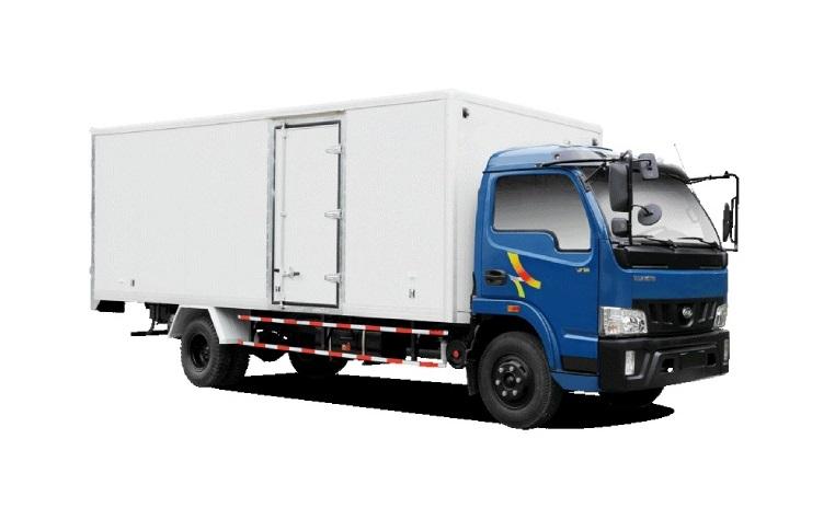xe tải vpt751 thùng kín