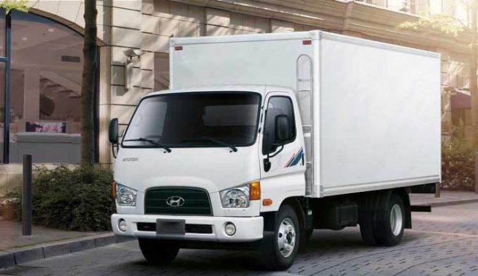 Xe tải 7 tấn Hyundai