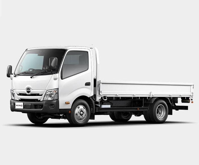 Xe tải Hino 3T5 XZU352L Hino Dutro Nhập Khẩu