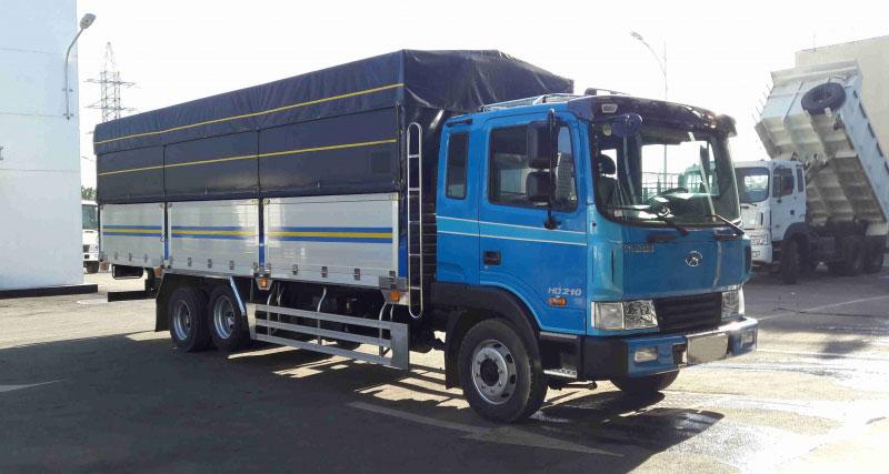 May ép Bạt thùng xe tải chất lượng cao