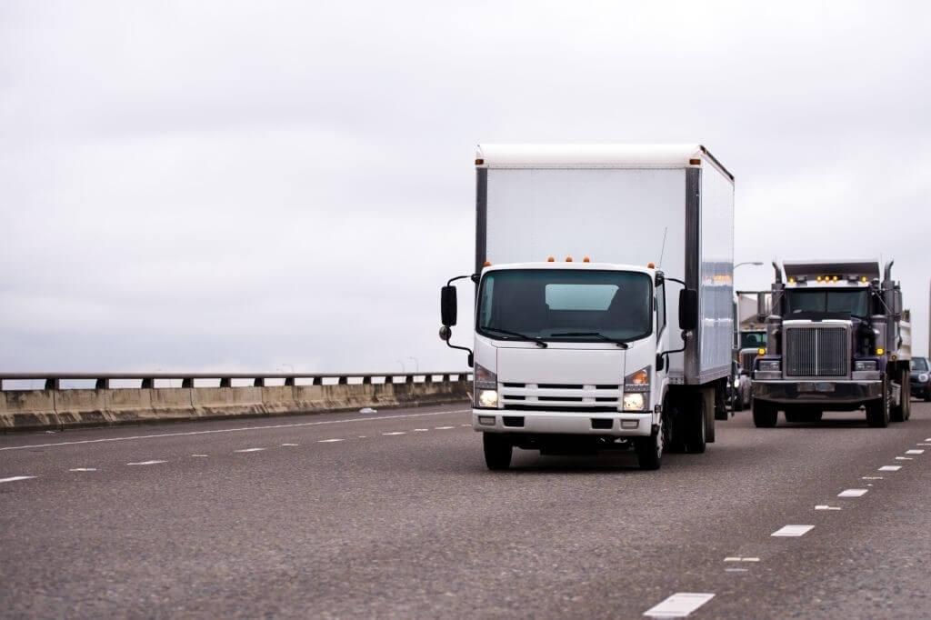 Xe tải 1 tấn có thiết kế nhỏ gọn, tiện nghi cho người sử dụng