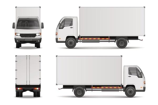 Xe tải thùng kín là loại xe gì?