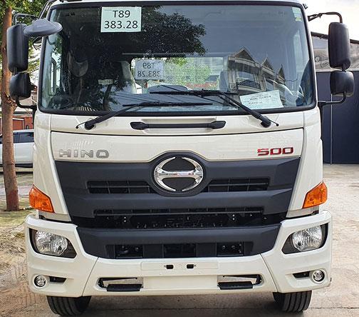 Đầu xe tải Hino 15 tấn FL