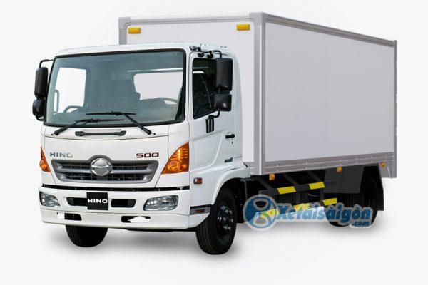 Xe tải Thùng Kín Bảo Ôn Hino FC 500