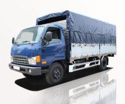 Xe tải HYUNDAI 110S/110SP thùng mui bạt 7 tấn Giá liên hệ