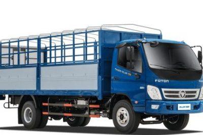 Xe tải OLLIN 700 mui bạt 7 tấn 530.000.000 VNĐ