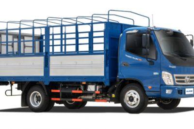 Xe tải OLLIN 500b mui bạt 4.9 tấn 455.400.000 VNĐ