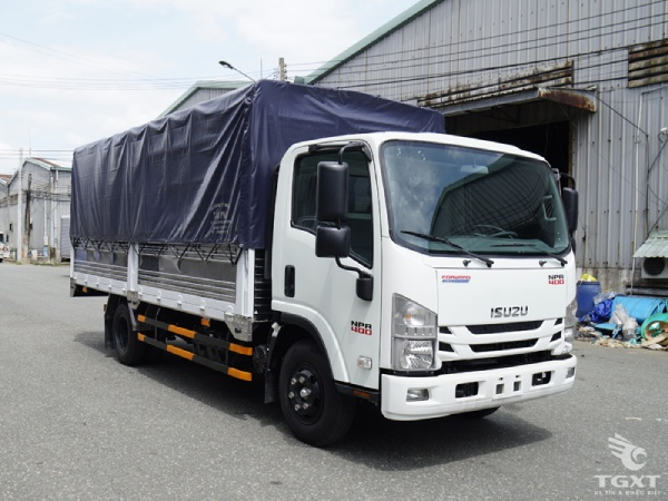 Dòng xe tải Isuzu cao cấp