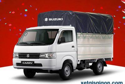 xe tải suzuki 750kg Super Carry Pro