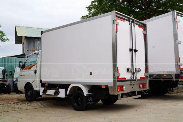 Đuôi thùng xe tải bảo ôn H150 cao cấp