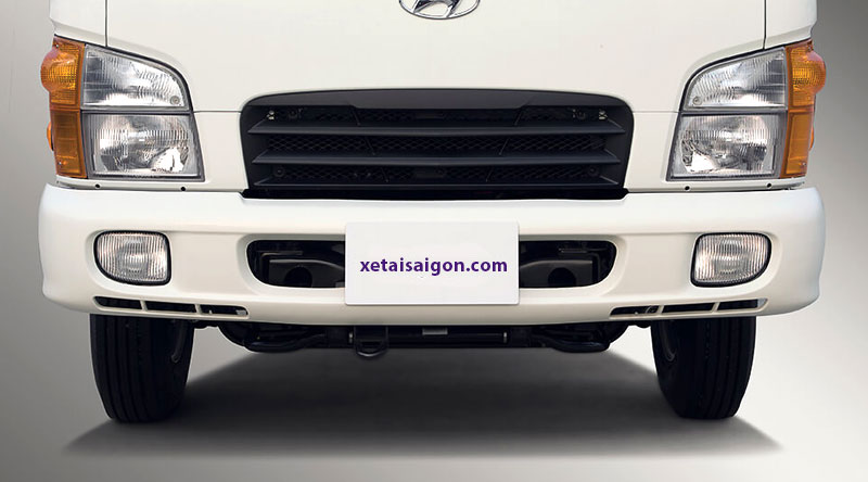Mặt ca lăng xe tải 2.5 tấn Hyundai New Mighty N250SL