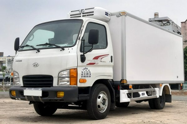 Xe Tải Đông Lạnh 2 Tấn Hyundai N250SL Giá Rẻ