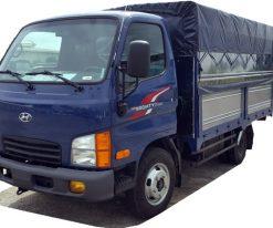 Xe tải Hyundai N250SL thùng mui bạt 2 Tấn 2.4 Tấn