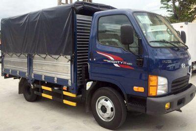 Xe tải Hyundai N250SL Thùng Kèo Mui Bạt