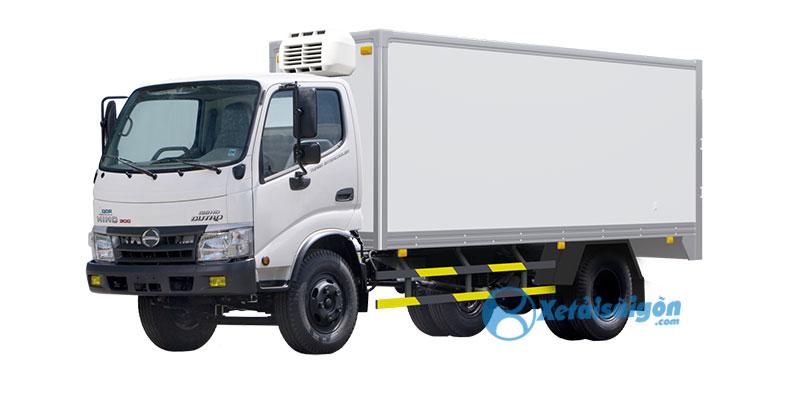 Xe tải Hino Dutro XZU352L, 2.5 Tấn Giá Rẻ