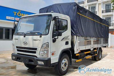 Xe tải Hyundai Mighty EX8 GTL Thùng Mui Bạt 7.2 Tấn, Giá Rẻ