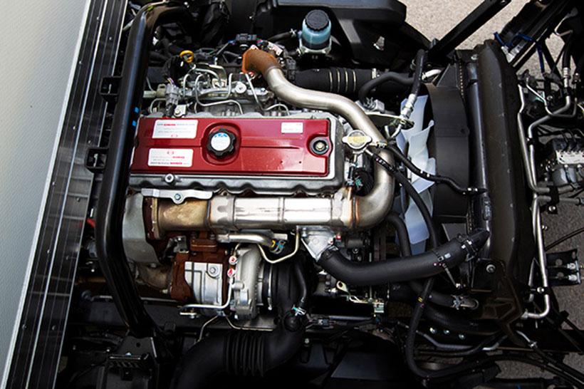 Động Cơ Xe Tải Hino 300 Dutro