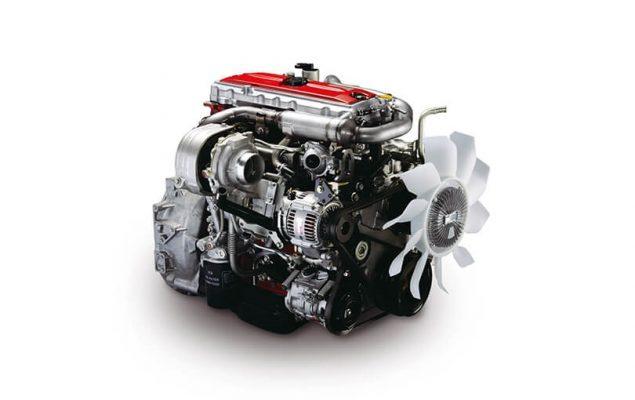Động cơ Hino N04C