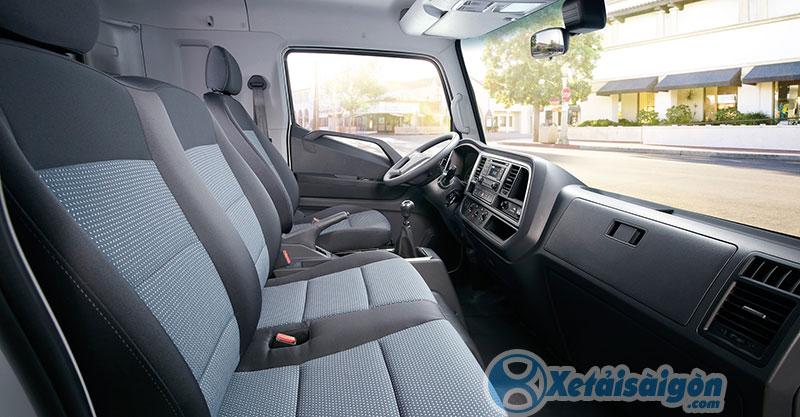 Xe Tải Hyundai Mighty EX8 Có Nội Thất Hiện Đại