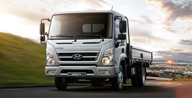 Xe Tải Hyundai EX8 GTL Giá Rẻ Nhất Cho Trả Góp