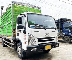 Xe Tải Hyundai 7 Tấn Chở Gia Cầm