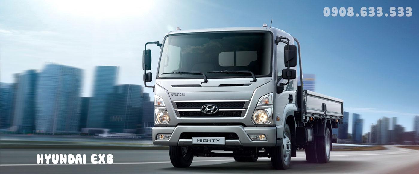 Bán Xe Tải Hyundai EX8 Giá Rẻ