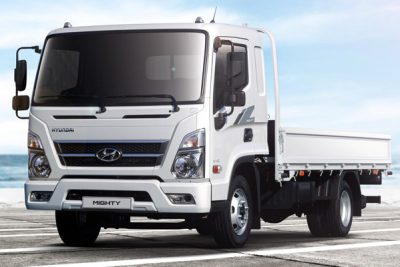 Xe Tải Hyundai Mighty EX8L Cao Cấp Nhất Hiện Nay
