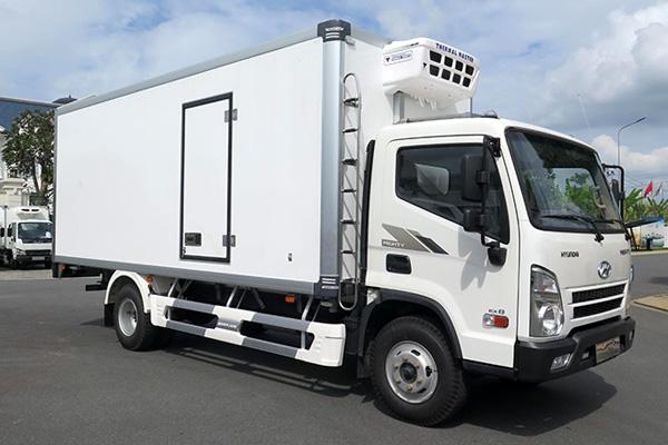 Xe tải Hyundai Mighty EX8 GTS2 thùng đông lạnh