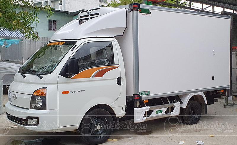 Xe Hyundai đông lạnh 1 tấn