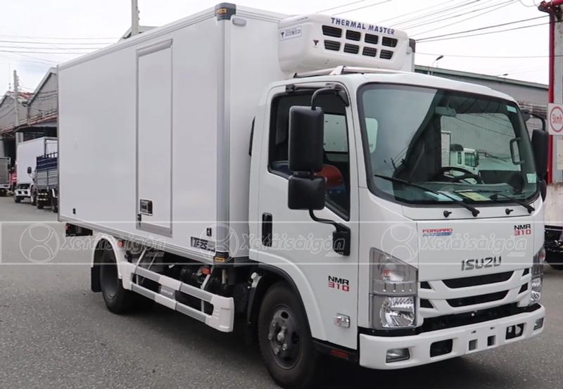 Xe tải thùng đông lạnh ISUZU NMR 310